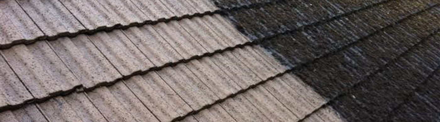 Roofing Repair London Cleaning Image
